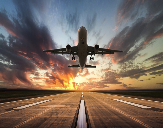 [A] What was the most punctual airline in 2018?