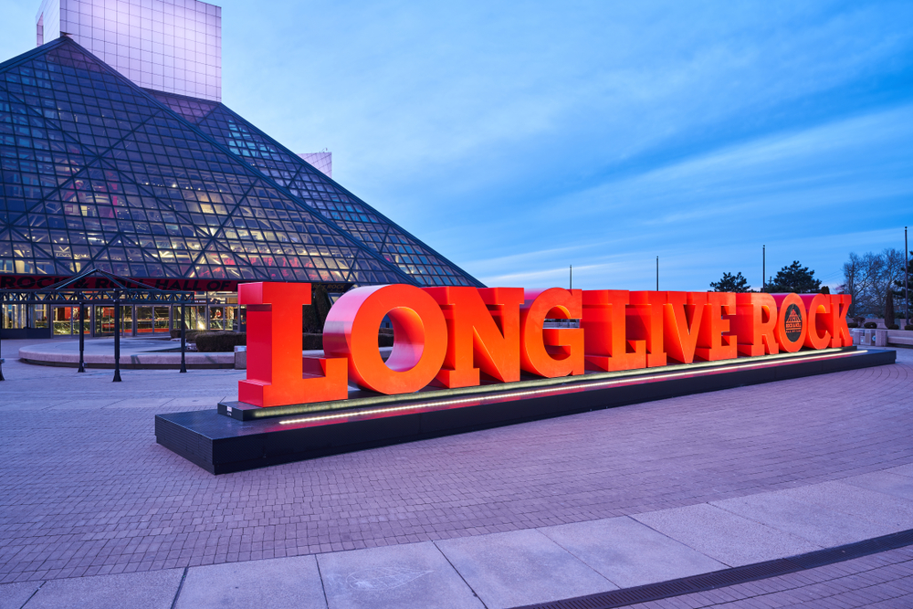 [A] Which city is home to the Rock & Roll Hall of Fame?