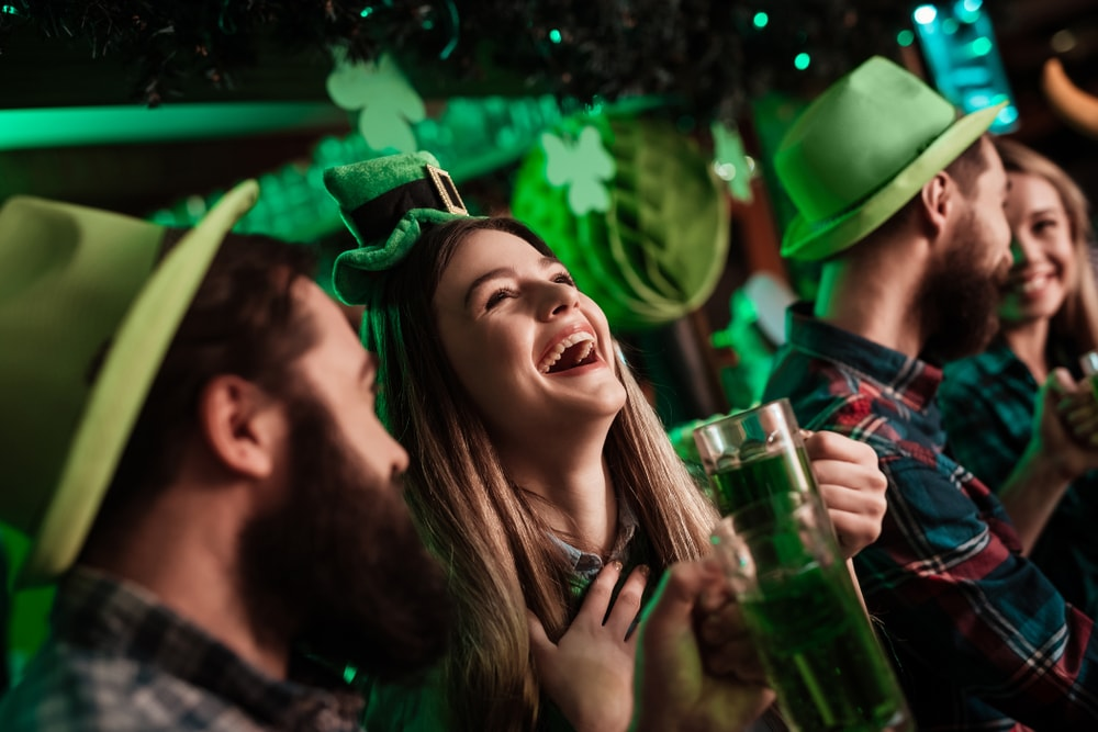 Where is the world's most attended St. Patrick's Day celebration?