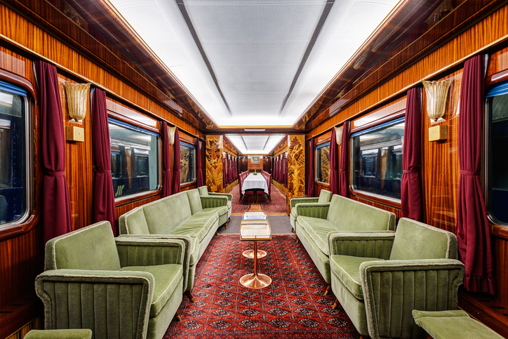 [Q] Where is the world's most expensive train ride?