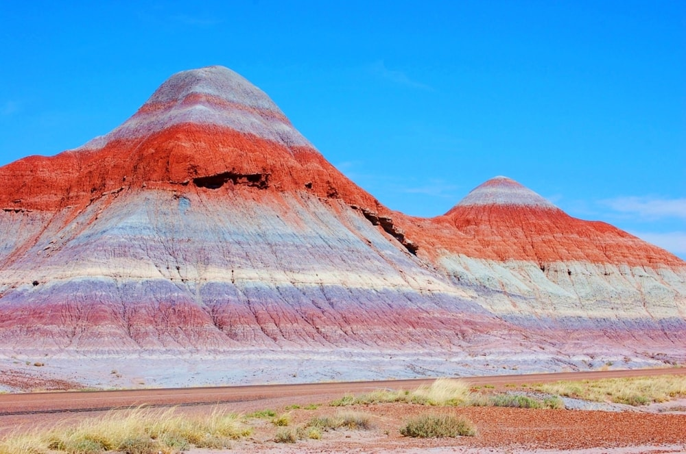 In which U.S. state will you find the Painted Desert?