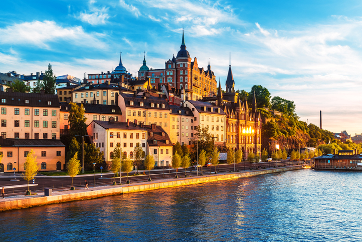 Which city hosts the Nobel Prize Ceremony?