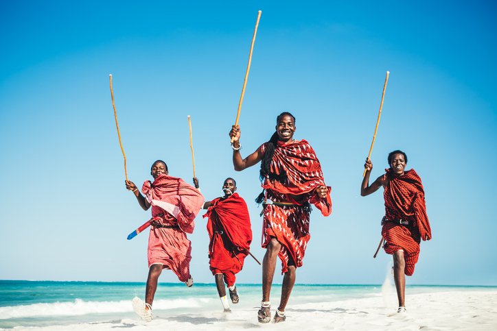 What country does the island of Zanzibar belong to?