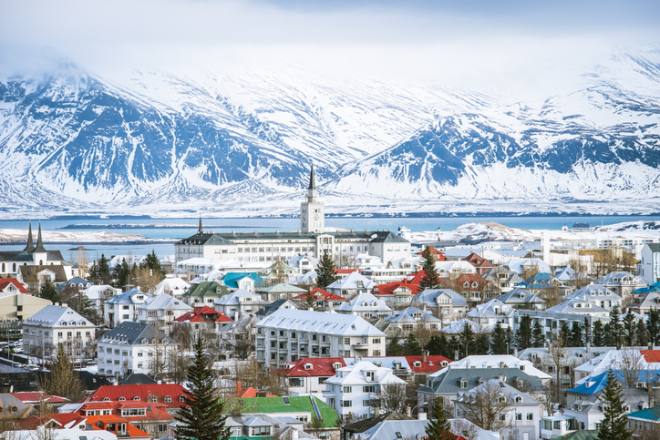 [A] What is the northernmost capital city?