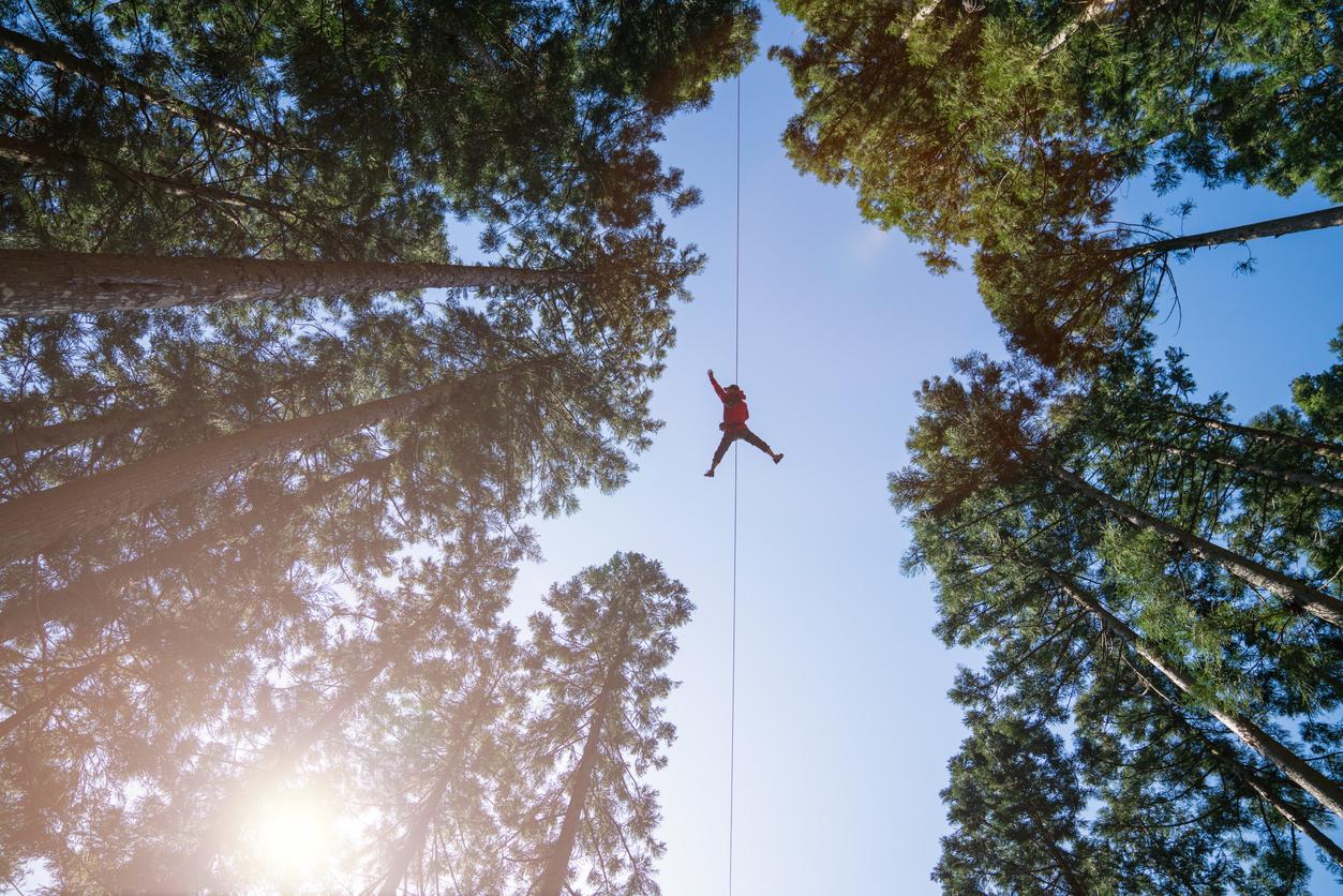Where is the world's longest zipline?
