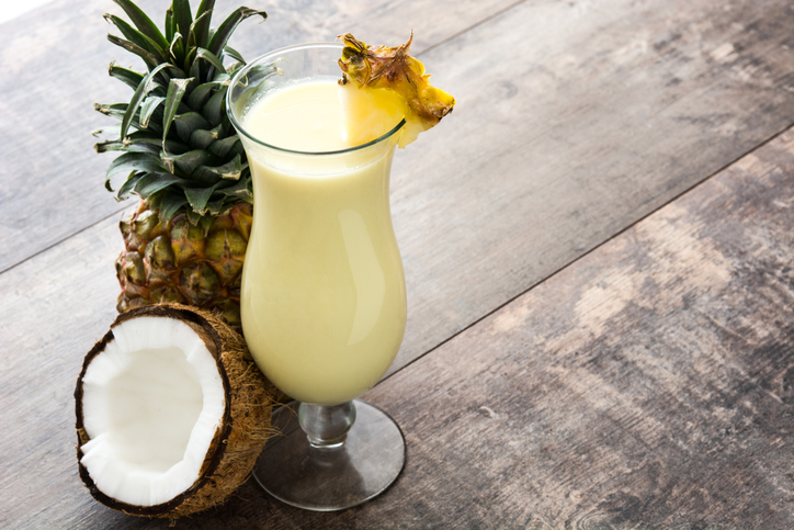 What country invented the Piña Colada?