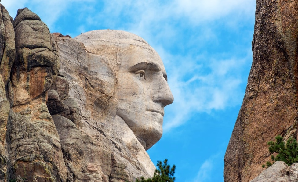 [A] Which president is not featured on Mount Rushmore?